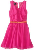 412014 amy-byer-girls-7-16-ruffle-shirred-high-low-dress pink