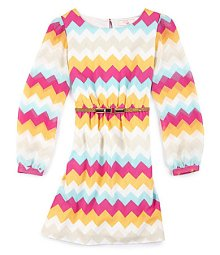 GB zig zag dress