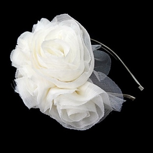 Lace Wedding Bridal Headpiece