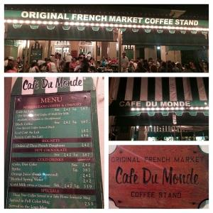 Cafe Dumonde 1