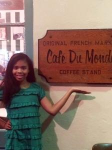Cafe Dumonde 2