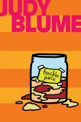 Judy Blume Summer Reading Challenge Freckle Juice And