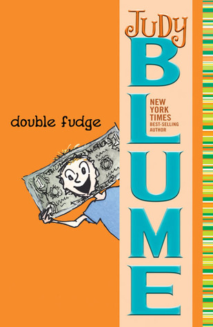 double fudge by judy blume book report