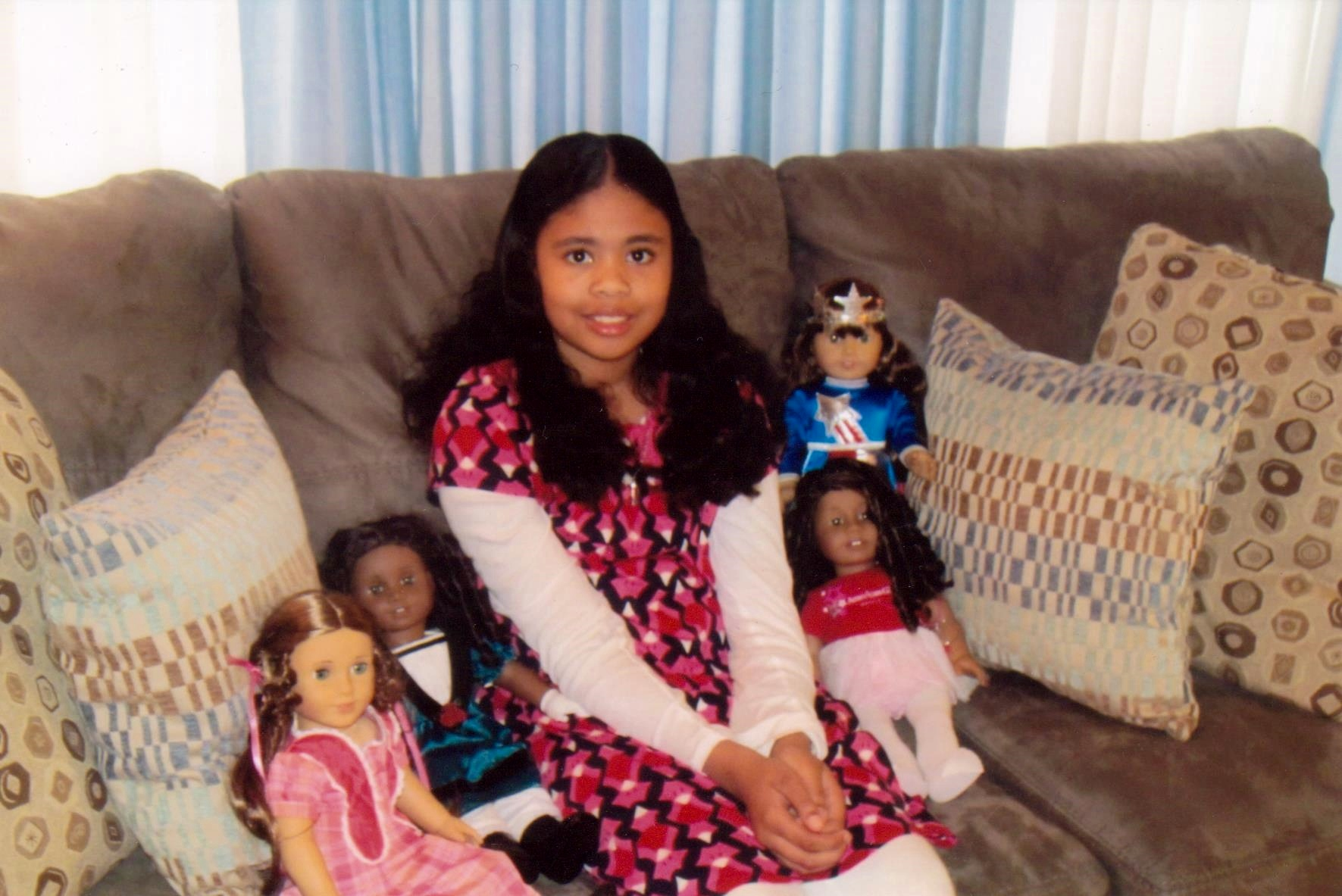 Right! good american girl doll cecile version