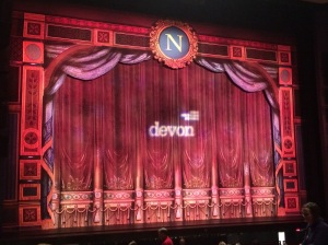 2014 Nutcracker curtain