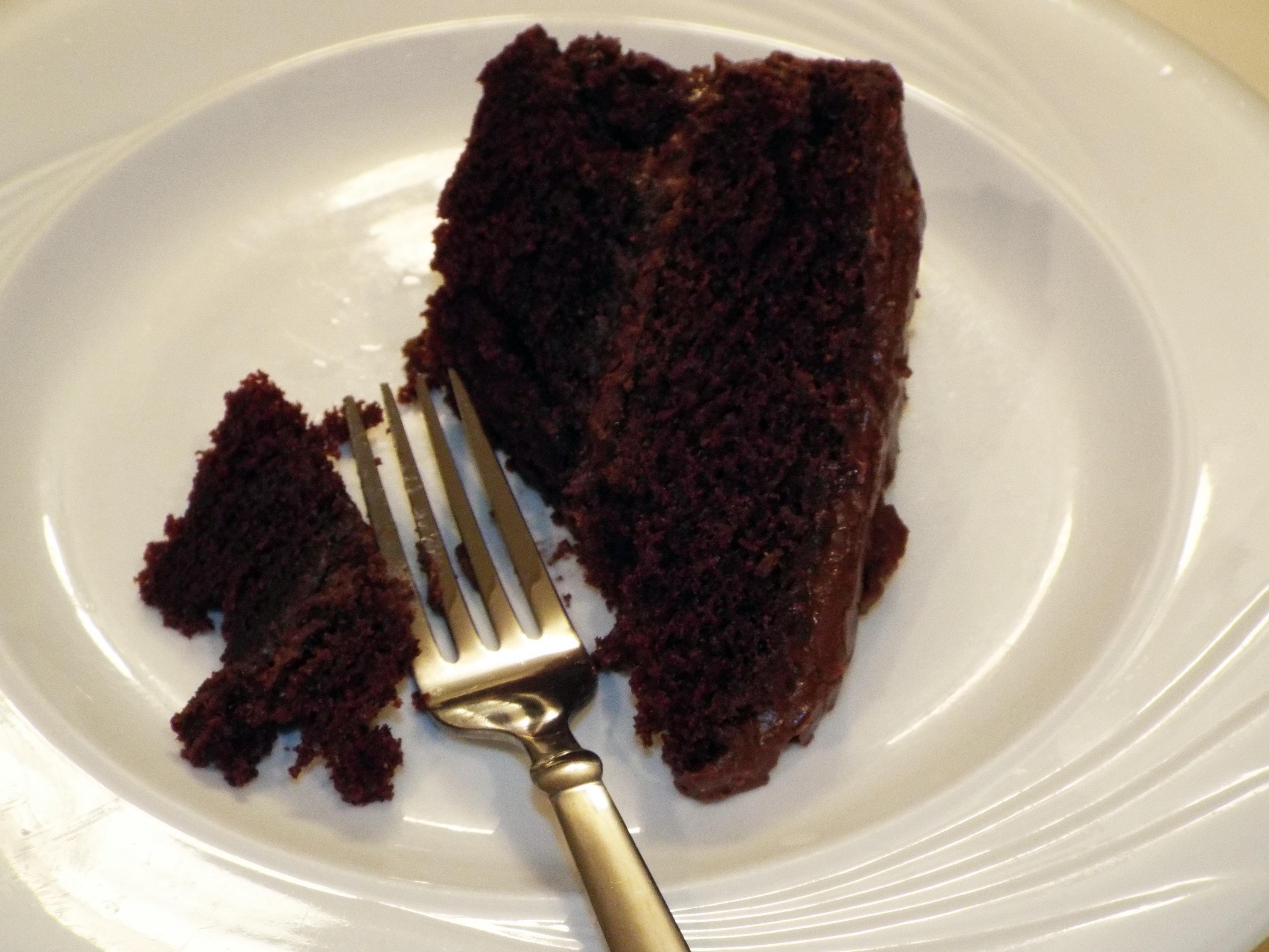 "HERSHEY'S ""Perfectly Chocolate"" Chocolate Cake   What Ainsley Likes"
